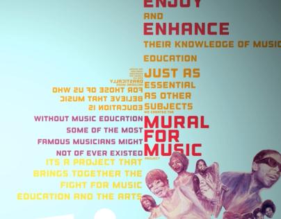 Mural for Music