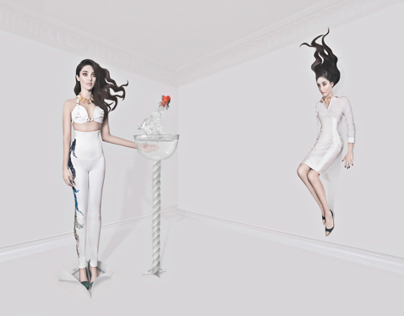 WHITE | Ezra + Tuba Cetin lookbook