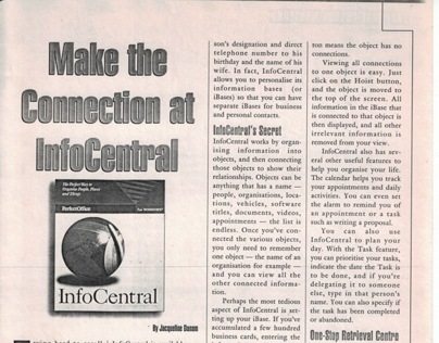 PCWorld Singapore, June 1995