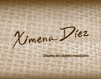 Diseño de objeto mexicano