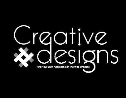 Creative Designs Portfolio Web Site ( ParallaX )