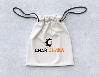 Car Services Logo Template - Char Chaka