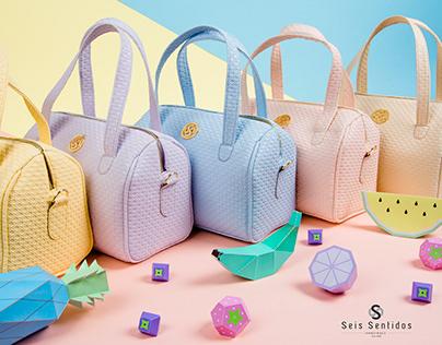 Seis Sentidos Hand Bags