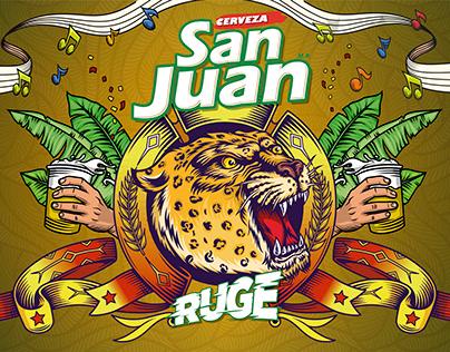 Cerveza San Juan