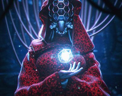 Tech Priestess