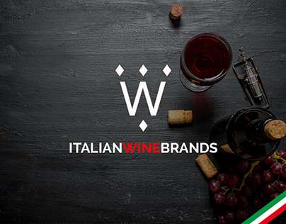 IWB - Italian Wine Brands - Website