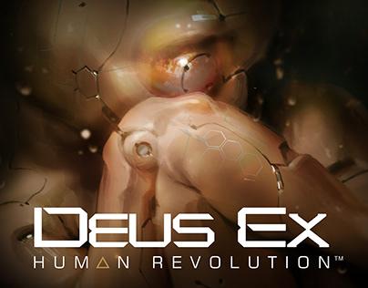 DEUS EX: HR
