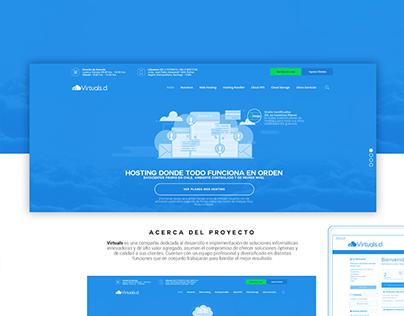 Virtuals Chile — Partner Tecnológico