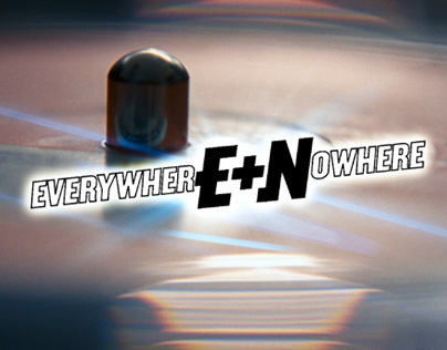 Everywhere and Nowhere - Opening Titles