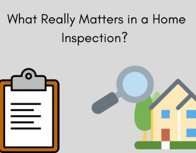 4 Main Points of Home Inspections (blog post)