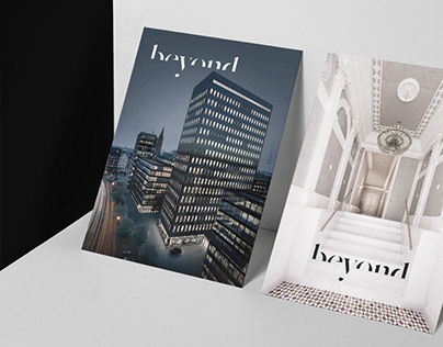Beyond. Visual Arts – Corporate Design