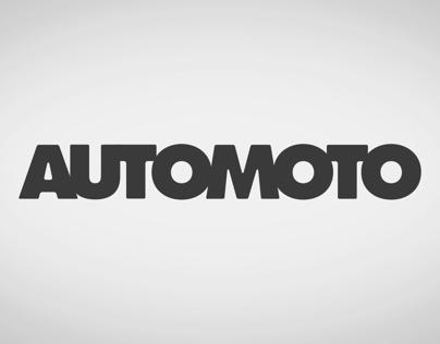 AUTOMOTO / Production,Design: Agence Télévision