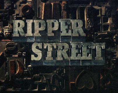 RIPPER STREET titles