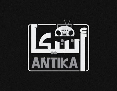 Antika logo