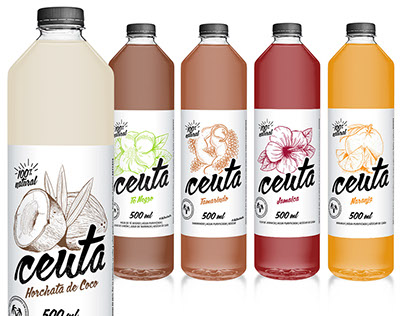 Redesign Ceuta Brand