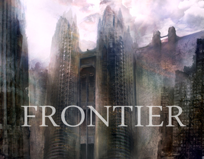Frontier: Trilogy - Book Covers