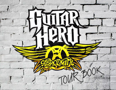 Aerosmith's Guitar Hero Tour Book