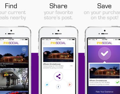 Pay Social App
