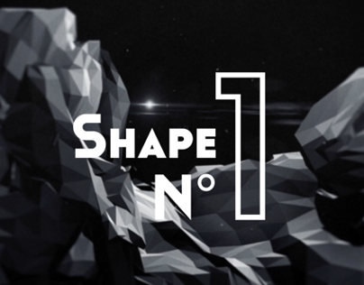 One Shape, One Sound - Shape n°1