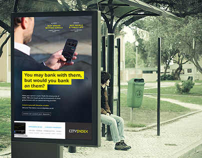 City Index Advertising