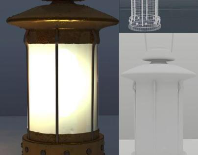 CGI Lamp