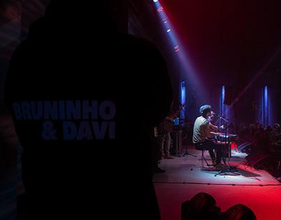 Fotografia de show / Bruniho e Davi