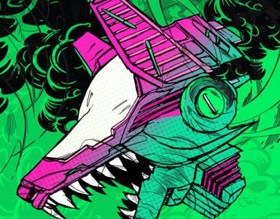 Rage Crew 2013 - Zoids