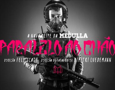MEDULLA - PARALELO AO CHÃO