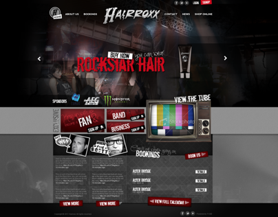 Hairroxx