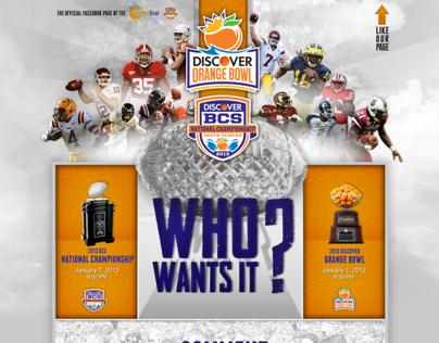 The BCS Championship