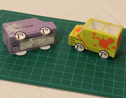 Tea Trucks