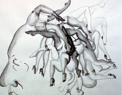 Legs (sketches)