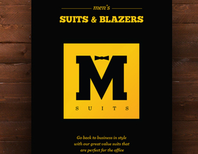 MSuits Online Clothing Store