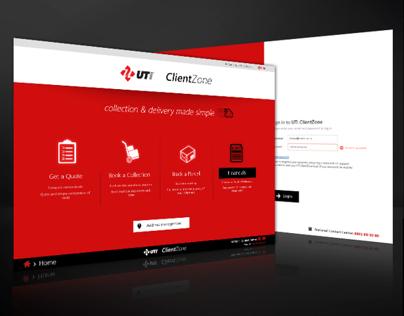 UTI - Client Zone
