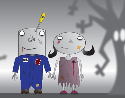Rob & Zee (3D and 2D Project)