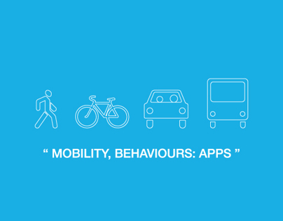 """""""Mobility, Behaviours: Apps"""""""