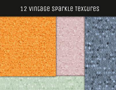12 Vintage Sparkle Textures HQ