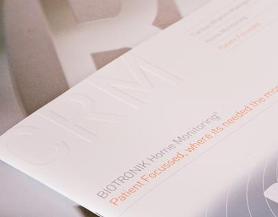 Biotronik – Brochure Design & Print