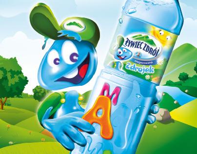 ŻYWIEC ZDRÓJ - promocja wody 0,33l