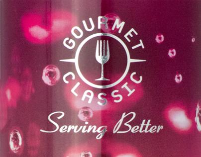 Gourmet Classic Packaging
