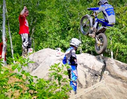 Motorcycle Trials Video