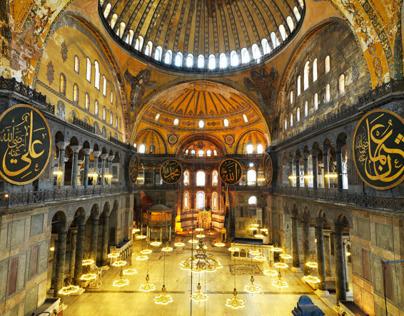 Ayasofya Müzesi / Hagia Sophia