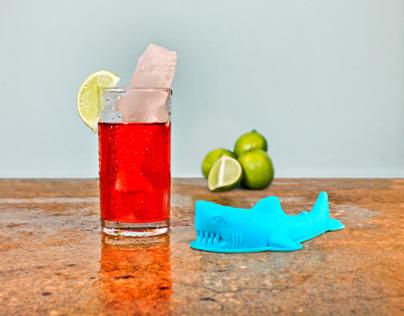 3D Shark Ice