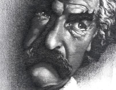 Mark Twain Sketchbook