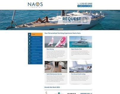 Naos Yachts Re-Design