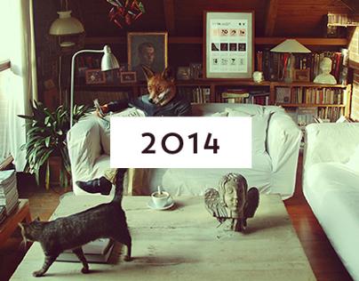 calendar for 2014 is ready!