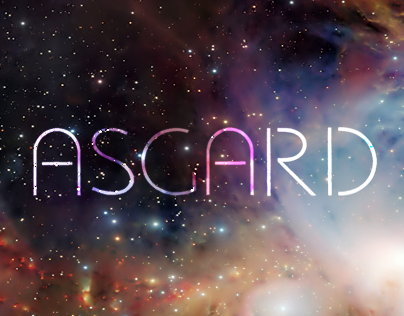 Asgard Typeface