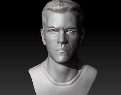 3D Sculpture - likeness