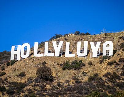 Hollyluya Logo