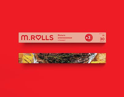 M. Rolls